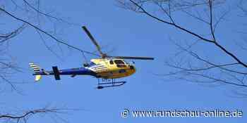 Deutschland-Premiere: In Eitorf sät ein Helikopter Mischwald-Samen aus - Kölnische Rundschau