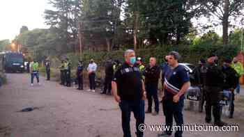 Desactivan una fiesta clandestina con 300 personas en Virrey del Pino: el DJ era Cristian U - Minutouno.com