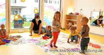 Pandemie stellt Inklusive Kinderkrippe Saarwellingen vor Herausforderungen Lebenshilfe - Saarbrücker Zeitung