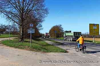 Verkehr in Filderstadt - Radweg könnte mit B-27-Ausbau kollidieren - Stuttgarter Nachrichten