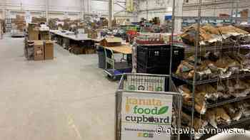 Kanata Food Cupboard sees increased need for Easter hampers - CTV News Ottawa