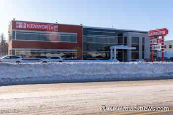 Kenworth Montreal opens new dealership in Mirabel - Truck News
