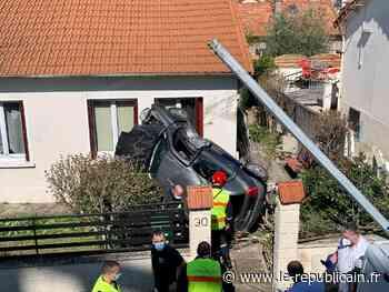 Essonne : spectaculaire accident de la route à Montgeron - Le Républicain de l'Essonne