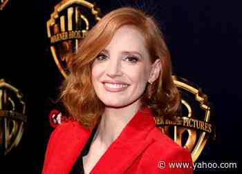 This Jessica Chastain Movie Just Hit Netflix's Top 10 List (& It'll Have You on the Edge of Your Seat) - Yahoo Lifestyle