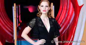 Jessica Chastain says vaccine is part of Covid 'fight back' after receiving jab - The Irish News