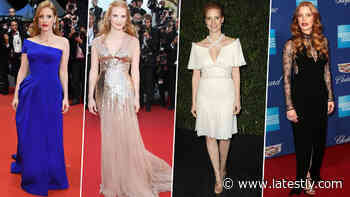 Jessica Chastain Birthday Special: Being Consistently Well-Dressed is Not a Choice But Hobby of Hers (View - LatestLY