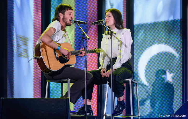 Watch Lorde and Marlon Williams cover Bruce Springsteen