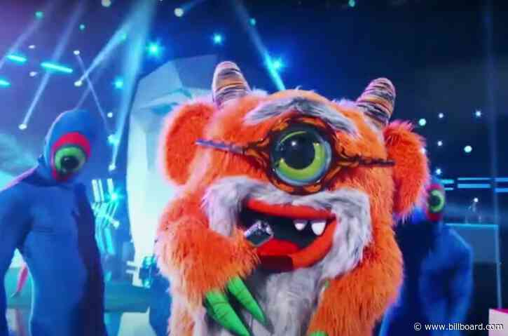 Time Runs Out for Grandpa Monster on 'The Masked Singer'