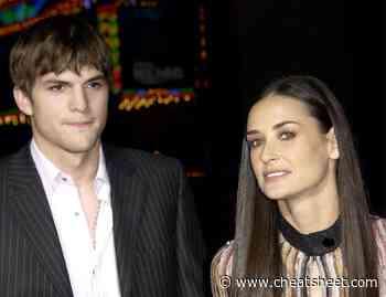 How Ashton Kutcher Humiliated Demi Moore With Drunk Photos - Showbiz Cheat Sheet
