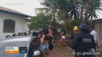 Guarda Municipal encerra festa clandestina com 60 pessoas em Lauro de Freitas; dono do imóvel foi detido - G1