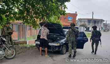 Descartan existencia de explosivos en vehículo abandonado frente al Hospital de Corinto - W Radio
