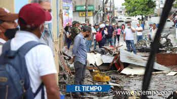 Alcaldesa de Corinto pide más inversión social y paz tras atentado - El Tiempo