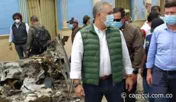 MinDefensa: No podemos permitir que los carros bomba regresen - Caracol Radio