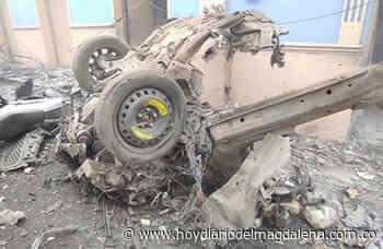 Carro usado en atentado en corinto habría sido hurtado a exfuncionario de Cali - Hoy Diario del Magdalena