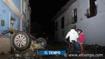 El infierno que viven Corinto y el norte de Cauca, tras el carro bomba - El Tiempo