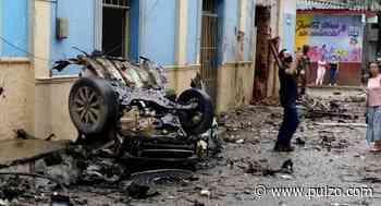 Carro que explotó en atentado del Cauca pertenecía a exfuncionario de la Alcaldía de Cali - Pulzo.com