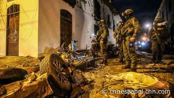 Sube a 43 el número de personas afectada por atentado en Corinto, Cauca - CNN