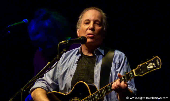 Paul Simon Sells His Entire Catalog to Sony Music Publishing