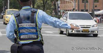 Agentes de tránsito de Santa Fe De Antioquia fueron agredidos por motociclistas - Telemedellín