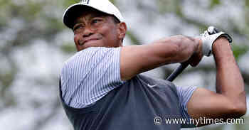 Tiger Woods Update: Sheriff Says Crash Investigation Is Done