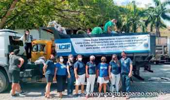 Fundação do Lions Internacional doa cestas básicas para Espera Feliz e Carangola - Portal Caparaó
