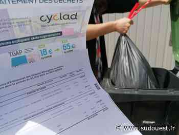 Saintes : pourquoi la facture des déchets augmente ? - Sud Ouest
