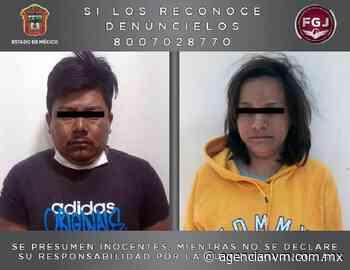 Detienen en Ixtapaluca a dos personas investigadas por extorsión - Agencia NVM