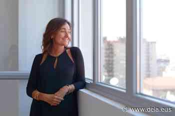 """Cristina Oyón, directora de innovación y sostenibilidad de SPRI: """"Tener voz y oído en la UE es esencial en este momento"""" - Deia"""