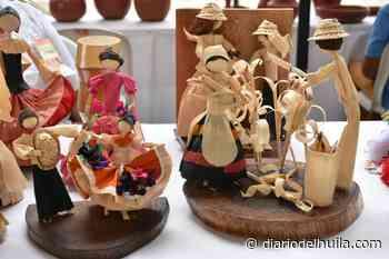 Artesanos de Campoalegre se destacaron en la Primera Feria Artesanal - Diario del Huila