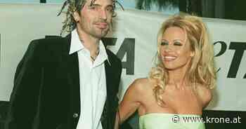 Sextape und Skandale - Pamela Anderson und Tommy Lee: Ehe wird zur Serie - Krone.at