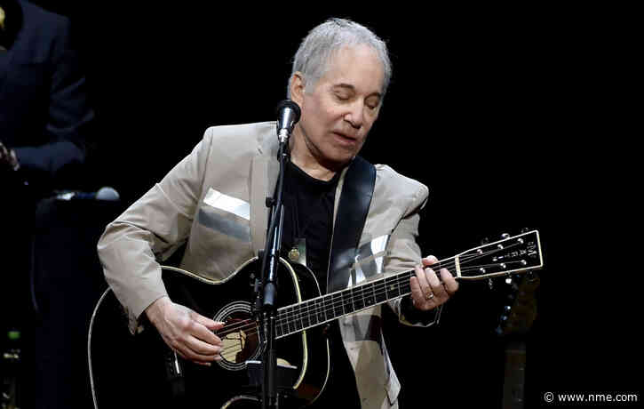 Paul Simon sells entire song catalogue to Sony Music