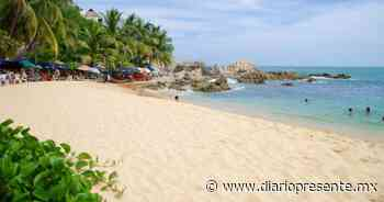 Turistas llegan a Puerto Escondido, Oaxaca - Diario Presente