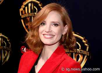 This Jessica Chastain Movie Just Hit Netflix's Top 10 List (& It'll Have You on the Edge of Your Seat) - Yahoo Singapore News