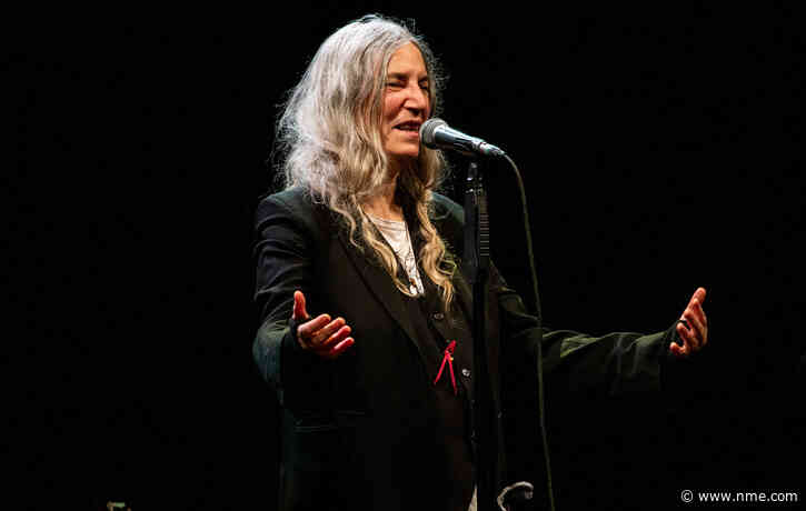 Patti Smith launches new email newsletter through Substack