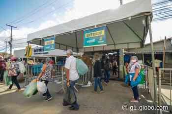Prefeitos de Caruaru, Santa Cruz do Capibaribe e Toritama enviam ofício ao Governo de PE para que feiras funcionem a partir das 5h - G1