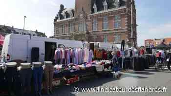 Merville / Estaires : quand la rue s'ouvre aux commerces «non-essentiels» - L'Indicateur des Flandres