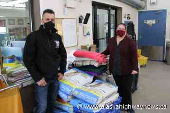 Fort Nelson residents give SPCA, rescued dogs a helping hand - Alaska Highway News