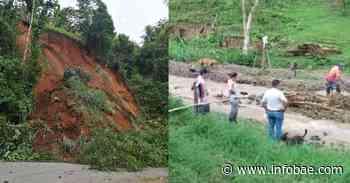 170 familias de Betania, Antioquia, están incomunicadas por deslizamientos de tierra - infobae