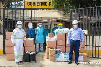 Industria pesquera donó implementos de bioseguridad a Minsa y EsSalud en Coishco,... - Caretas