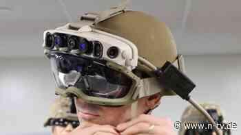 22 Milliarden für AR-Headsets: Microsoft angelt sich lukrativen Militärauftrag