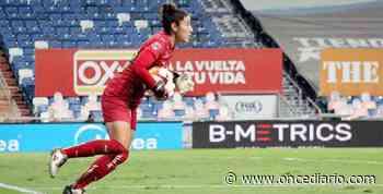 Alejandría Godínez fue la clave de que Rayadas saliera con el empate ante Tigres en el Clásico Nacional.... - Once Diario