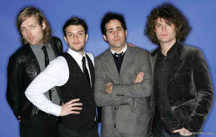 The Killers set new UK chart record with 'Mr. Brightside'