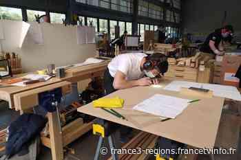 Villefontaine : 20 jeunes menuisiers et charpentiers de France s'affrontent en finale des jeux olympiques des - France 3 Régions