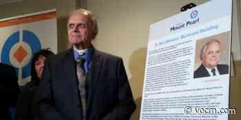 Former Mount Pearl MHA Neil Windsor Passes Away at 75 - VOCM