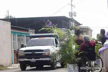 Palonegrenses pidieron salud al Nazareno aragua palo negro - Diario El Siglo