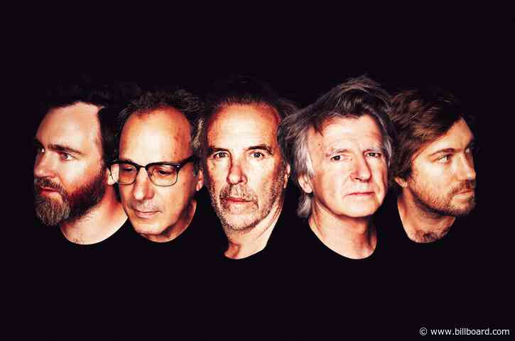 Crowded House Tour of U.K. and Europe Postponed to 2022