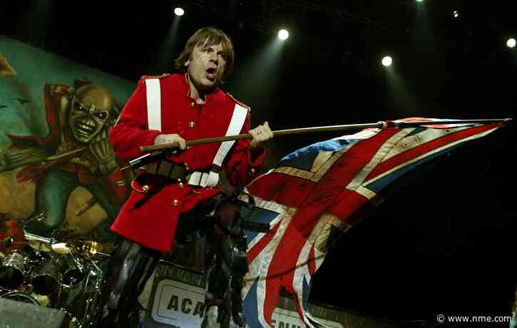 """Iron Maiden have something """"very exciting"""" in the works for their fans"""