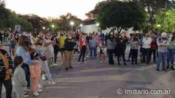Marcha y protesta en Montecristo para pedir la detención de un acosador - La Nueva Mañana de Córdoba