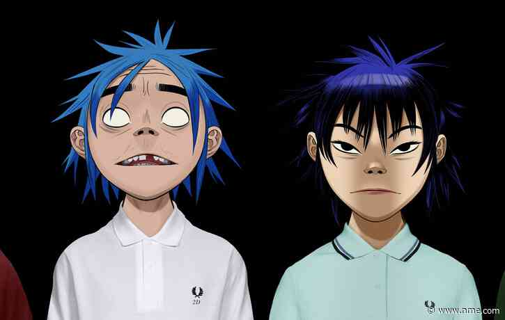 Gorillaz announce new collaboration with Fred Perry