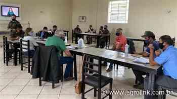 RS: produtores de Alegrete participam de Chamada Pública - Agrolink